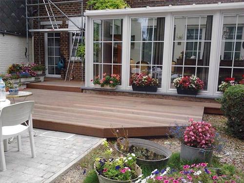 rénovation jardin